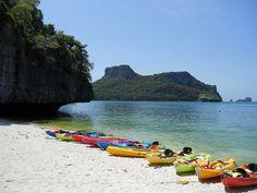Angthong National Marin Park, Thailand
