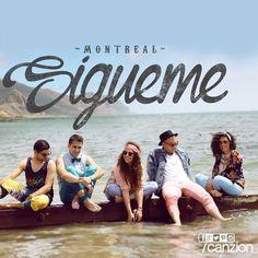 Conoce el #NuevoTema y #Videoclip dinámico y divertido #Sígueme de #Montreal, de su álbum #VieneDelCielo. ➜ http://canzion.com/es/noticias/698-la-banda-montreal-presenta-el-tema-sigueme