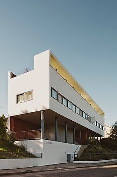 Maisons Weissenhof-Siedlun. Stuttgart, Allemagne, Germany. 1927. Le Corbusier