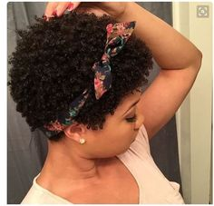 5 Ways To Spice Up Your TWA - Black Hair Information
