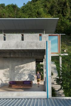 The Naked #House by Marc Gerritsen