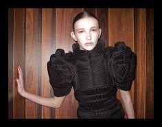 Fashion & the Steal: Fab Find: Knitwear Designer Sandra Backlund