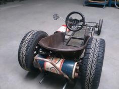 #soapbox #ratrod. Made by me
