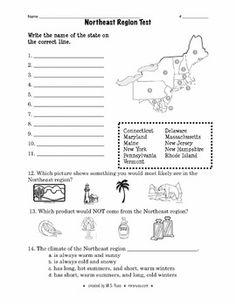 Regions of the United States: 5 Complete Units with Inform 3rd Grade Social Studies, Teaching Social Studies, Student Teaching, Teaching Science, Social Science, Teaching Tools, Teacher Resources, Teaching Ideas, Us Geography