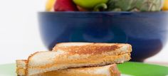 Grilled 'Cheese' with a Twist   Follow Your Heart