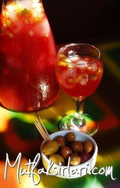 Sangria Tarifi - Tarifin püf noktaları, binlerce yemek tarifi ve daha fazlası...
