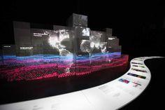 Espai Fundació of FC Barcelona Museum