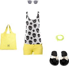 """""""BeachLuv"""" by lauramariealways on Polyvore"""