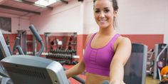 Get your heart rate up on the elliptical with this 1-hour workout. You'll feel the burn with this one:.