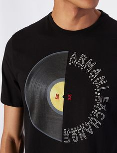 Vinyl Forever Record Collector Inspired Music Mens T-Shirt