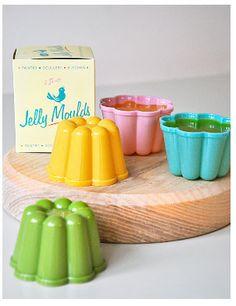 Jello molds