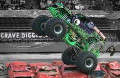 69 best gravedigger images monster jam monster trucks autos rh pinterest com