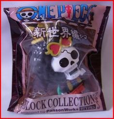 ONE PIECE Brook Japan Figure Anime Free Shipping Rare Limited Promo