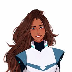 Female Lance is gorgeous