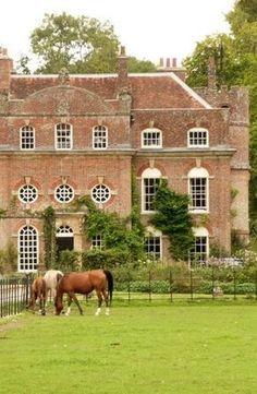 Biddesden House - Wiltshire, England