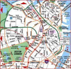 Boston Trolley Tours Map Joshymomo Org