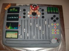 another sound board cake