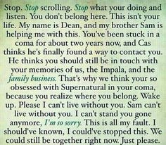 Find images and videos about supernatural, dean winchester and sam winchester on We Heart It - the app to get lost in what you love. Supernatural Imagines, Supernatural Funny, Supernatural Playlist, Dean Winchester Imagines, Supernatural Bloopers, Supernatural Tattoo, Supernatural Wallpaper, Fandoms, Sam Dean