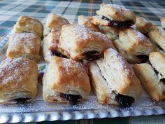 Házi-szilvalekváros hájas, ahogy mi szeretjük! - Egyszerű Gyors Receptek Pretzel Bites, Bread, Breads, Baking, Sandwich Loaf