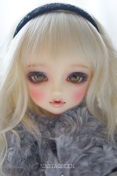 Volks luna~faceup~ by saya。 on Flickr.
