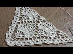 Crochet knitting lace pattern making, Crocjet Doily Part 1 Crochet knitting lace pattern making, CrYou can find Lace an. Poncho Crochet, Crochet Bedspread Pattern, Crochet Collar, Freeform Crochet, Filet Crochet, Cute Crochet, Lace Knitting, Crochet Motif, Crochet Designs