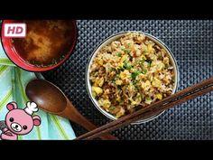 Japanese Garlic Fried Rice | Bear Naked Food