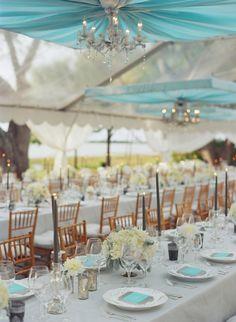 Spring Inspiration: Elegant Charleston Wedding - MODwedding