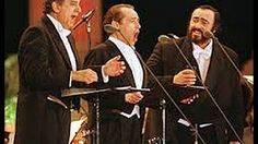 Diana Ross, Placido Domingo & Jose Carreras Live Christmas In Vienna, Austria 1992 - YouTube