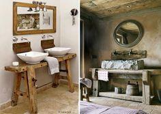 etabli bois vintage - blog déco                                                                                                                                                                                 Plus