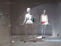 "ZARA,Ngee Ann City, Singapore, ""Standing in the Shadows"", pinned by Ton van der Veer"