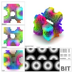 BIT | NeoArchaic Design