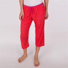 DKNY Garden Ditsy Sleep Capri #VonMaur #DKNY #Pajama #Bottoms #Sleepwear