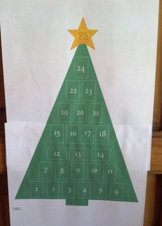 Create a Fitness Advent Calendar. Your 25 Days of Fitness will help keep you motivated and feel accomplished.