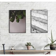 Green Leaves by Norm Architects for Paper Collective - Top quality art prints made in Denmark under sustainable production Design Shop, Design Studio, Conservation, Pastel Interior, Interior Ideas, Impression Offset, Local Paper, Design Bestseller, Gray Aesthetic
