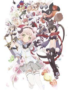 nano pondrá el ending del Anime Mahou Shoujo Ikusei Keikaku.