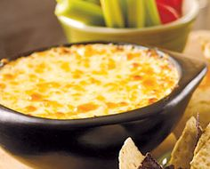 Umm, who doesn't like crab dip?  Might try it this year.