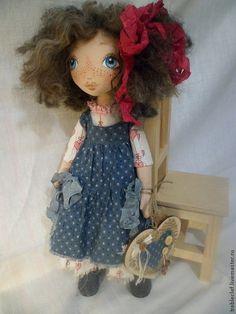 Кукла Сердечная... - кукла,кукла ручной работы,кукла интерьерная,кукла в подарок ♡
