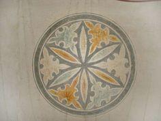 Музей фресок Дионисия - Медальоны - Северо-восточный столб, северная грань