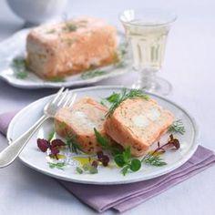 Scottish Salmon & Langoustine Terrine | £10.95