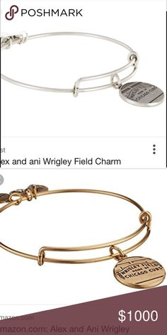 NOT FOR SALE- NEED Looking to pay double or more for this item ($32 orig price) ... dont care if its used! Prefer silver over gold, but would take either! Alex & Ani Jewelry Bracelets
