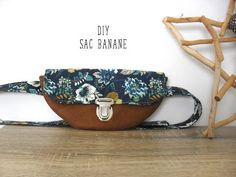 Diy Sac, Saddle Bags, Leather Bag, Upcycle, Textiles, Cycling, Model, Ideas, Art