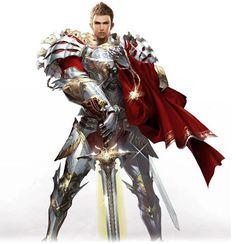Lorde Alex -Lider da Infantaria de Solarys