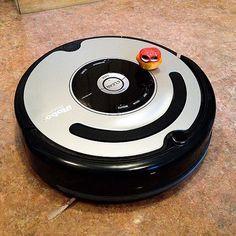 On Roomba! #mizumush