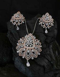 Bracelets for Women – Fine Sea Glass Jewelry Diamond Necklace Set, Diamond Pendant, Diamond Jewellery, Pendant Set, Pendant Jewelry, Gold Mangalsutra Designs, Necklace Designs, Bridal Jewelry, Bracelets