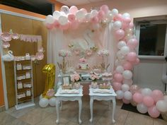 Swan birthday, 1st  swan birthday party for my daughter. All the decorations made by me ~Natalis~