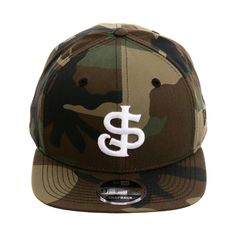 24deabd4addb5 Exclusive New Era 9Fifty San Jose Giants Snapback Hat - Camouflage