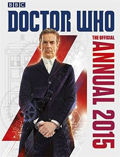The Official Doctor Who Annual 2015 Hardcover