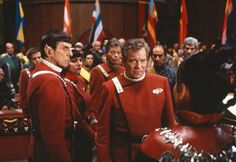 Star Trek VI: The Undiscovered Country Rejected Franchise Nostalgia in a Way Impossible Today Star Trek Vi, Film Star Trek, Star Trek Show, Star Trek Movies, Star Wars, William Shatner, Michelle Hurd, Star Trek Wallpaper, Jonathan Frakes