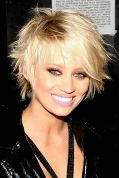 very Celebrity Short Hairstyles 2014 imgd95453d001085a15a