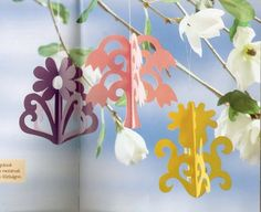 Children and creativity. Volume snowflakes - schemes - the New Year crafts / Arts and Crafts Activities for Kids. Diy Flowers, Pretty Flowers, Fabric Flowers, Kirigami, New Year's Crafts, Arts And Crafts, Craft Activities For Kids, Crafts For Kids, Craft Ideas